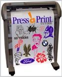 Press a print